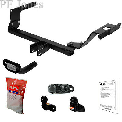 Witter Towbar for Toyota Yaris Hatchback (Facelift) 2014 On - Flange Tow Bar