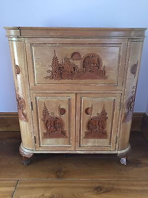 Chinese Drinks Cabinet
