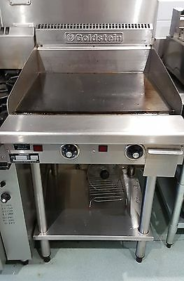 Goldstein Electric Griddle Hot Plate and Stand