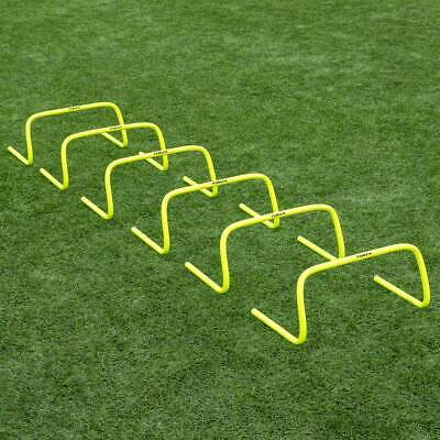 """SPEED & AGILITY HURDLE 9"""" - Football/Rugby Training [Net World Sports]"""