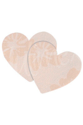 Unsichtbare Nipplecover Hautfarben Herz Pasties Skin Haut Nipplepatches