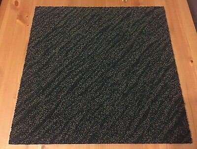 Tiger Stipe Carpet tiles 50cm X 50cm grade A (9000 available)