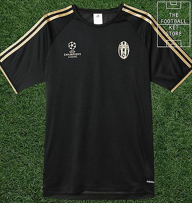 Juventus Training Jersey - Official Adidas Football Shirt - Mens - All Sizes