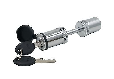 Jarvis Marine Steel Dog Bone Receiver Trailer Security Lock