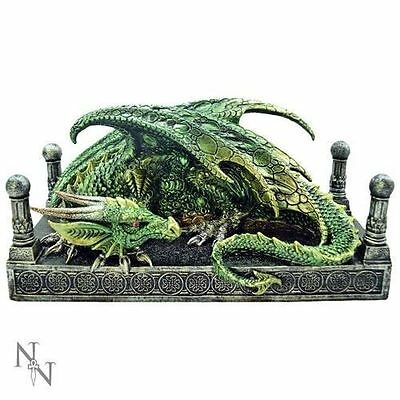 Dragon Guardian Dragon's Den Figurine Statue Ornament Nemesis Now