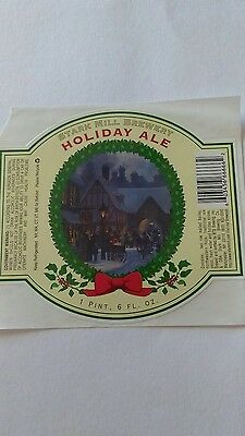 MICRO - 22oz - Stark Mill - Holiday Ale - Manchester, NH