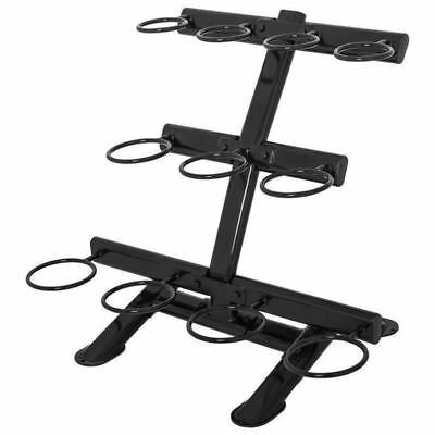 Gorilla Sports Kettlebell Display Stand