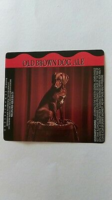 MICRO - 12oz - Smuttynose - Old Brown Dog Ale - Portsmouth, NH