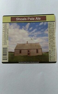 MICRO - 12oz - Smuttynose - Shoals Pale Ale - Portsmouth, NH
