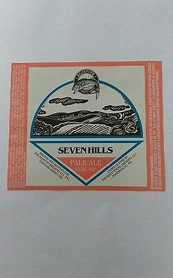 MICRO - 12oz - Smuttynose - Seven Hills Pale Ale - Portsmouth, NH - Early 1990s