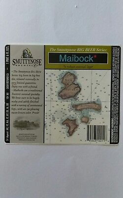 MICRO - 22oz - Smuttynose - Maibock - Manchester, NH - BIG BEER Series