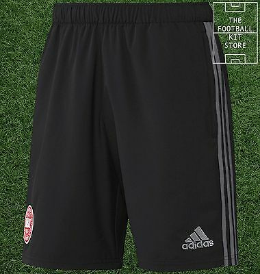 Denmark Training Shorts - Official Adidas Football Shorts - Mens All Sizes