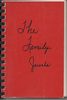The Family Jewels from the kitchen of Lynn Jones  recipes cook book cookbook
