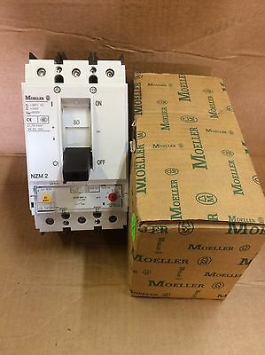 Nib  Nzmb2-Af80-Na Ul/csa/iec Tm Mccb 80A 3P Fixed Therm Set Screw W7-2