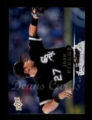 2008 Upper Deck #458 Josh Fields White Sox NM/MT