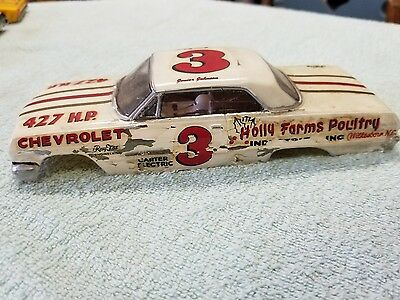 Vintage 1/24 Scale  Chevy Slot Car body