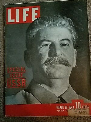 Life magazine special edition USSR