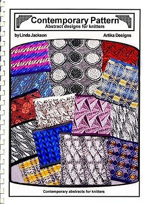 Machine Knitting Stitch Patterns: Artika Contemporary Pattern Collection