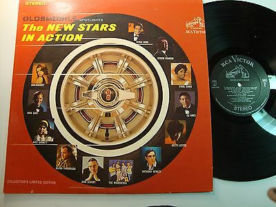 """Various Artists LP """"Oldsmobile Spotlights the New Stars In Action"""" NM"""