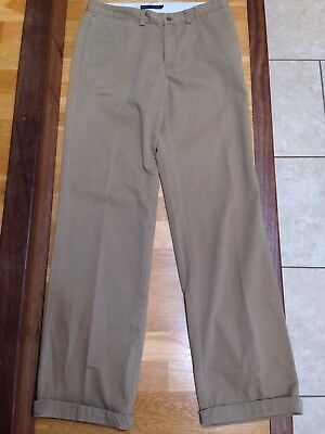 Polo Ralph Lauren Classic Beige Turn Up Chinos 30W 32L