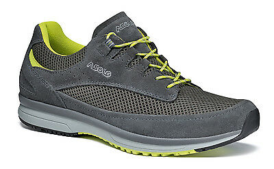 Shoes lifestyle ASOLO EQUINOX # 42 grey yellow