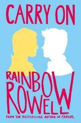 NEW Carry On By Rainbow Rowell Paperback Free Shipping
