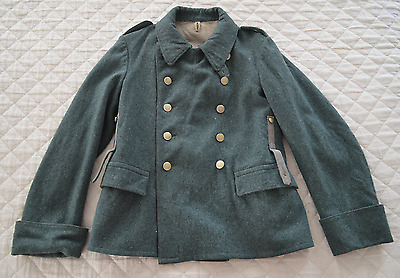 VINTAGE MEN'S WOOL ARMY JACKET Great Condition  M