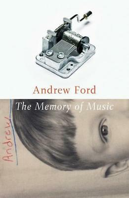 NEW The Memory of Music By Andrew Ford Paperback Free Shipping