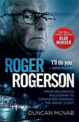 NEW Roger Rogerson By Duncan McNab Paperback Free Shipping
