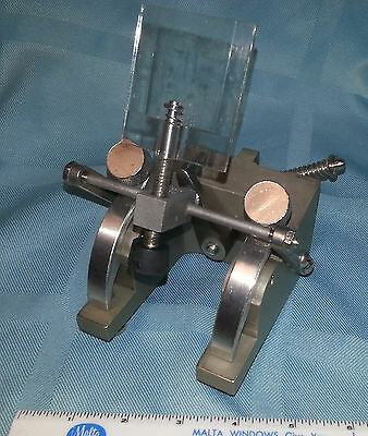 MICROTOME Reichert Blade Holder Clamp