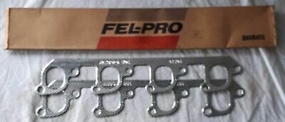Ford Falcon Fairlane LTD Cleveland 302 351 V8 Exhaust Manifold Gaskets FelPro 2v