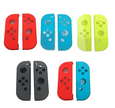 Replacement Hard Housing Shell Case Cover for Nintendo Switch Joy-Con Controller