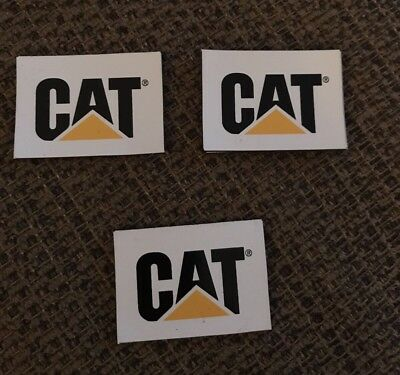 Caterpillar TRACTOR LOT 3 Magnets