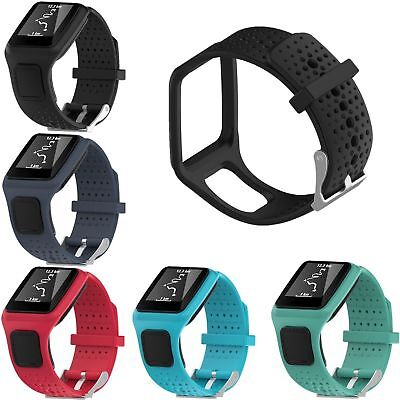 Replacement Wrist Strap Band For TomTom Runner 1 /Multi-Sport Cardio GPS Watch
