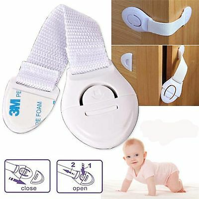 Child safety for kids child safety lock baby protection plastic lock Latch Band