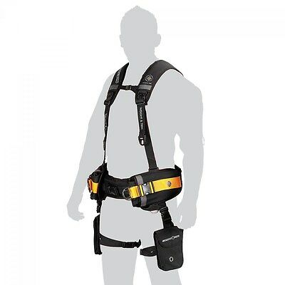 Northern Diver weight harness with approx 10Kg of weight, size s/m