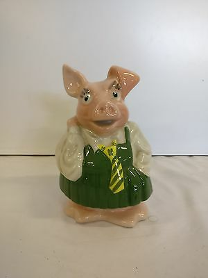 "Wade Natwest ""Annabel"" Piggy Bank/Box Pig"
