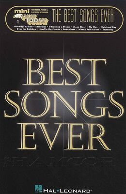 The Best Songs Ever Mini E Z Play Today Keyboard Sheet Music Book Imagine