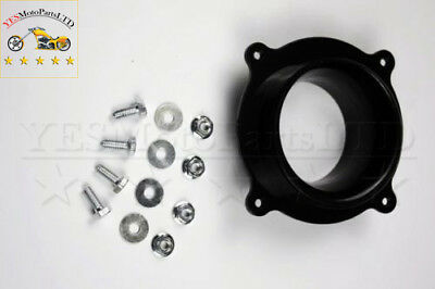 Motorcycle Air Filter Intake Adapter Fit K&N For Yamaha Raptor 700 All Year