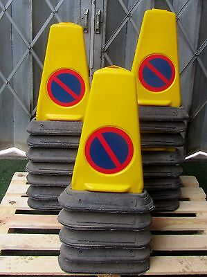 No Waiting Parking Road Cone Traffic Management Control Sign Keep Clear REF 5529