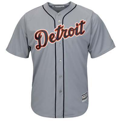 Majestic Athletic MLB Detroit Tigers Cool Base Road Jersey