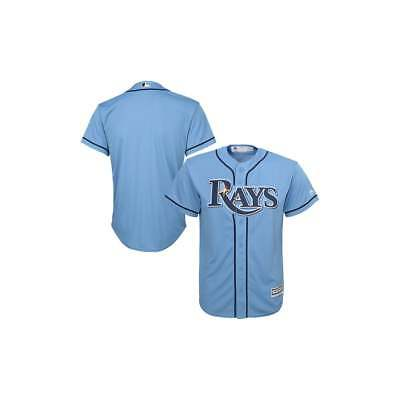 Majestic Athletic MLB Tampa Bay Rays Cool Base Jersey