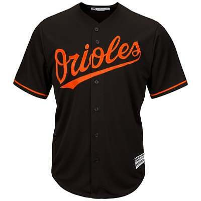 Majestic Athletic MLB Baltimore Orioles Cool Base Alternate Jersey