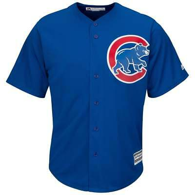 Majestic Athletic MLB Chicago Cubs Cool Base Alternate Jersey