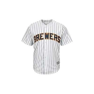 Majestic Athletic MLB Milwaukee Brewers Cool Base Jersey