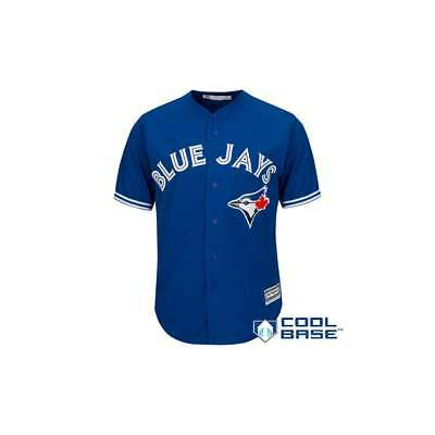 Majestic Athletic MLB Toronto Blue Jays Cool Base Alternate Jersey