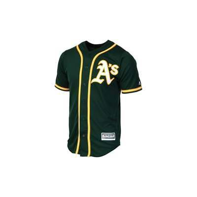Majestic Athletic MLB Oakland Athletics Cool Base Alternate Jersey