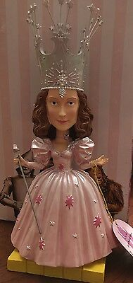 Wizard Of Oz Glinda The Good Witch Bobble Head Figure By Westland Gifts