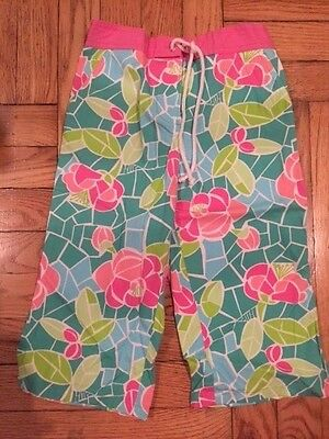 Lilly Pulitzer Girl's Capri Pants Size 6x