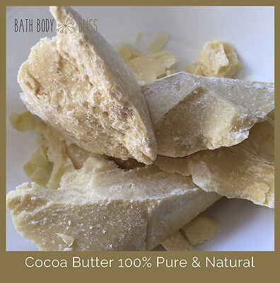 Cocoa Butter 100% Pure & Natural Deodorised - FREE Sydney Post